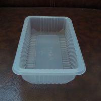 厂家定制批发鑫邦pp吸塑可微波加热一次性塑料食品包装盒