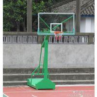 康腾中堂新款移动篮球架厂家报价 钢化篮球板很耐用