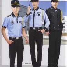 西安保安服定做-夏季保安套装-西安制服定制