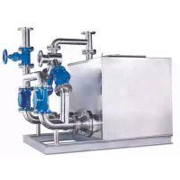 河南中泽供应中泽不锈钢一体化污水提升设备