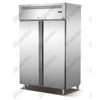 两门不锈钢高身柜/厦门乐法烘焙专用柜/冷藏保鲜烤盘柜/定制冷柜