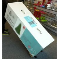 健驰自主研发专业定制圣诞树、床垫箱\产品带轮包装箱