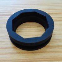 YF0819防水橡膠密封件耐高溫硅膠異形件深圳廠家定做