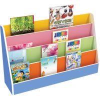 厂家直销 幼儿园书架、实木书架、儿童书柜