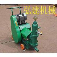 弘建机械供应HJB-3活塞式注浆机 价格实惠