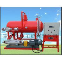 正确选择蒸汽凝结水回收装置凝结水回收器