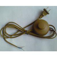 专业供应UL美规 插头电源线 线上开关电源线 厂家直销 量大从优