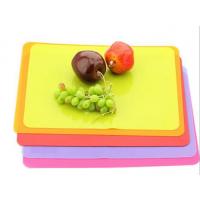 出口品质硅胶餐垫 西餐垫方形 耐高温防滑隔热垫 厨具促销礼品