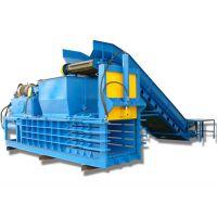 供应广东英豪150吨废纸半自动打包机