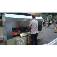 济南专业的烧烤净化器生产厂家