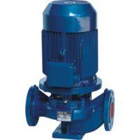 无锡昱恒立式管道泵-合肥芜湖蚌埠ISG型立式离心水泵