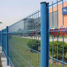 车间隔离网生产 养殖场防护护栏网 浸塑优质护栏