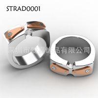 指环加工生产 不锈钢健康磁性戒指设计加工定做珠宝首饰加工厂家