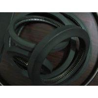 耐高温弹簧泛塞封、弹簧蓄能封圈 四氟油封