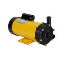 日本世博NH250PS-3J磁力泵 无泄露卧式循环泵 PP耐酸碱