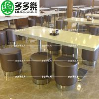 供应防火板饭店餐厅桌椅 时尚餐厅桌椅 酒店餐厅桌椅定做