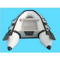提供2人冲锋舟/机动艇/抗洪冲锋舟/铝合金底板