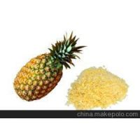 菠萝粉 菠萝原粉 天然新鲜菠萝味