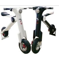 欧美设计 ET-scooter超级电动车***拉风智能电动摩托车 爱斯特专利