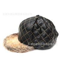定做加工生产纯棉绣花纯色嘻哈帽外贸热销帽子批发鸭舌棒球帽韩版