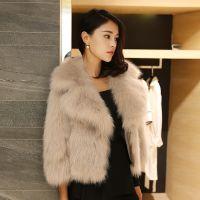 上海厂家库存尾货低价女时尚新款皮草外套棉衣毛衣特价批发