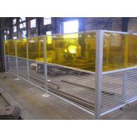 花桥焊接防护屏风、PVC防弧光板,PVC防弧光帘