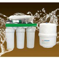 家用纯水机 75G标准带压力桶纯水机 ro反渗透家用纯水机批发