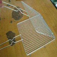 旺来316不锈钢编织网 金属编织装饰网 圆型振动筛