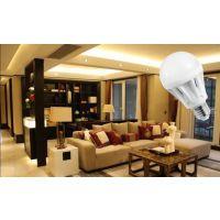 旷宇照明led室内照明9w 家用球泡灯