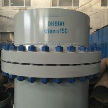 供应昆明DN500 100KG化工原料输送管道专用耐高温高压不锈钢绝缘接头【润宏】