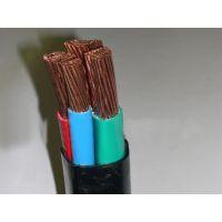 0.6/1KV低压电力电缆金环宇双层胶皮单芯电缆ZR-VVR 1*10