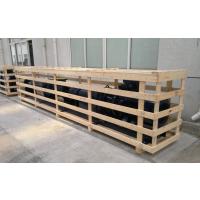 上海花格箱框架木箱