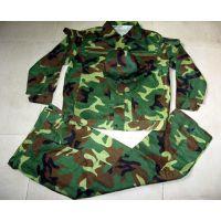 湖北昊人学生迷彩服 学生军训服 学生户外训练服套装 现货厂家直销