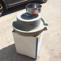 家用中小型石盘式电动石磨 原味豆浆石磨机 鼎信厂家直销
