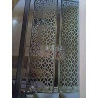 室内欧式花型屏风专业设计生产