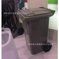 环卫垃圾桶垃圾收集桶 手推式垃圾桶 塑料桶医疗环保垃圾桶