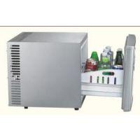 供应米谷冷藏式冰箱 D21R-1 21L 制冷性能:0-3℃ 客房抽屉式冰箱 耗电量0.4度