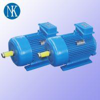 上海能垦专业提供YZ160L-8 7.5KW 8极 冶金及起重用电动机