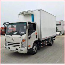 三穗县9.5米厢式海鲜冷藏车品牌型号