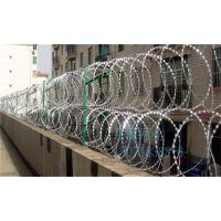 安平直径50cm的刀片刺绳现货——刀片滚龙厂家安平慕源网业
