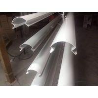 新型加油站包柱铝圆角|加油站柱子包边铝型材