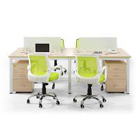 广州广时杰定做办公家具钢脚 职员桌钢架 广州办公桌架 台架 方管台脚
