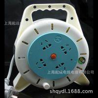 ***公牛GN802电缆卷盘  10米导线 3*0.75平方 4插孔