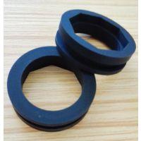 YF深圳廠家定做硅膠異形件密封件O型圈價格