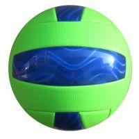 5号绿色环保排球 淘宝热卖热销 厂家直销批发零售 品质保证