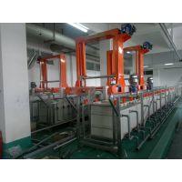 供应深圳德尔福全自动电镀设备浸镀生产线厂