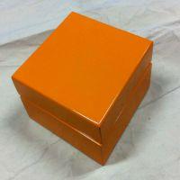 东莞常平木盒厂供应新款豪华掀盖高档单支手表盒 手表木盒加工 高档油漆木盒定做