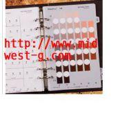 中西门塞尔防水土壤比色卡M50215B 型号:XDB0-FS库号:M340525