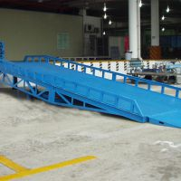 天津有卖移动式登车桥厂家么|装卸货物平台|AG8游戏平台厂家批发