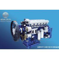 潍柴电喷270车用发动机WP10.270NE新机,潍柴再制造发动机,组装机